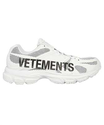 Vetements UE51SN200W ARTISANAL LOGO HANDSPRAYED Sneakers