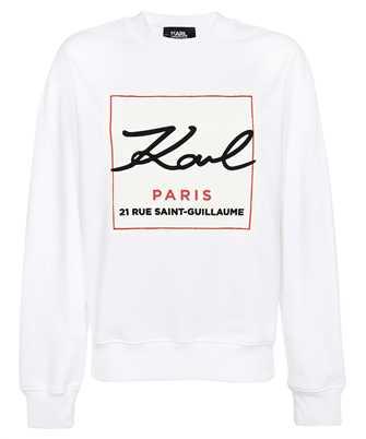 Karl Lagerfeld 216W1890 KARL LOGO Sweatshirt