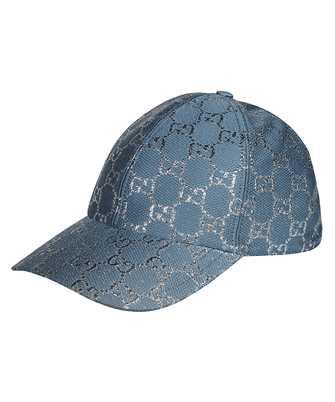 Gucci 631953 3HK75 GG LAME Cap
