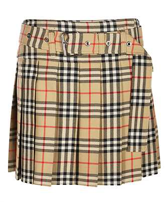 Burberry 8018662 TWILL KILT Skirt