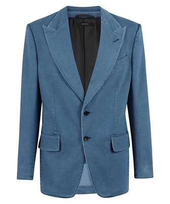 Tom Ford 874R11 1XMG40 DENIM ATTICUS Jacket