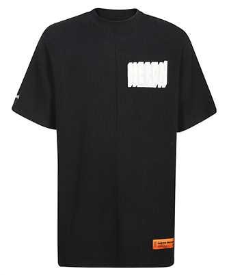 Heron Preston HMAA010S20914013 WAFFLE EHRON BOLD T-shirt