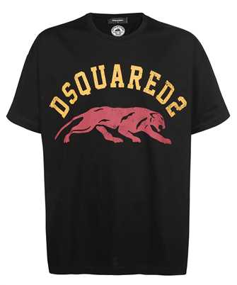 Dsquared2 S75GD0202 S23009 D2 PUMA OVER T-shirt