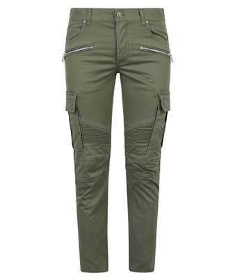 Balmain VH1PJ015198C CARGO TAPERED COTTON Trousers