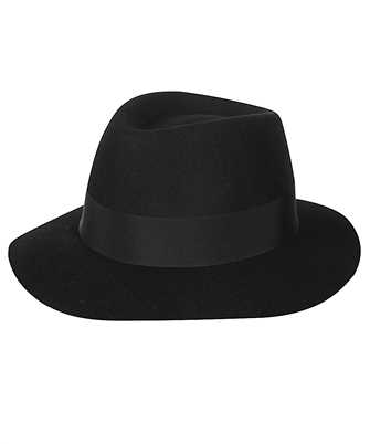 Saint Laurent 557036 3YB77 FEDORA RABBIT Hut