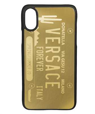 Versace DPY8056T DPOTR LICENSE PLATE iPhone X/XS cover