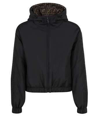 Fendi FAN052 AGMY WINDBREAKER Jacket