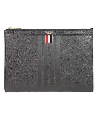 Thom Browne MAC103A-00198 SMALL GUSSET ZIPPER TABLET Bag