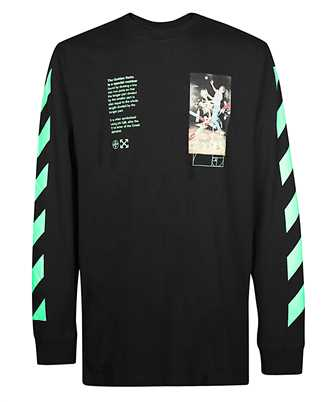 Off-White OMAB001R20185014 PASCAL PAINTING Knit