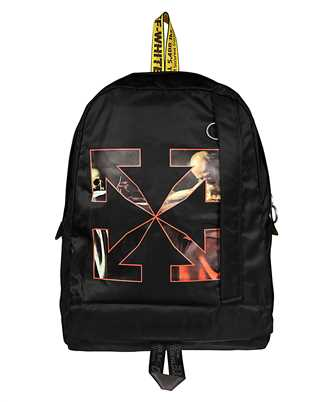 Off-White OMNB019R21FAB002 CARAVAGGIO EASY Backpack