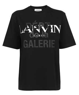 Lanvin RU TS0005 J090 E21 GALLERY DEPT. PRINTED T-shirt