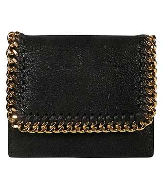 Stella McCartney 431000 W9355 FALABELLA SMALL FLAP Wallet