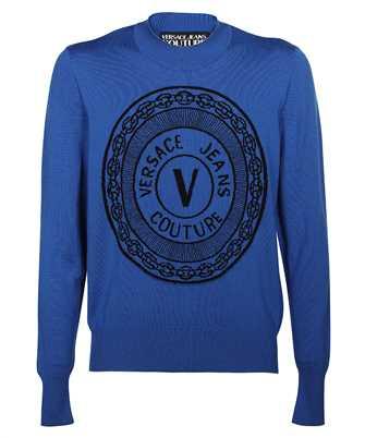 Versace Jeans Couture 71GAF803 CM01M LOGO Knit