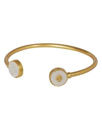 Tory Burch 74072 KIRA SEMI-PRECIOUS OPEN CUFF Bracelet