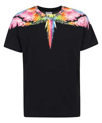 Marcelo Burlon CMAA018R21JER002 COLORDUST WINGS REGULAR T-shirt