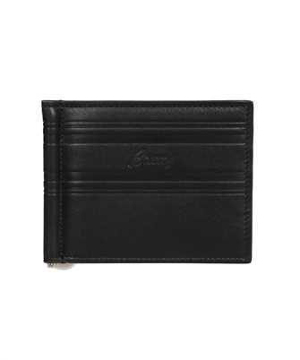 Brioni OHSW0L P9721 CLIP Wallet