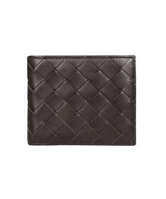 Bottega Veneta 605722 VCPQ6 BI-FOLD WITH COIN PURSE Wallet