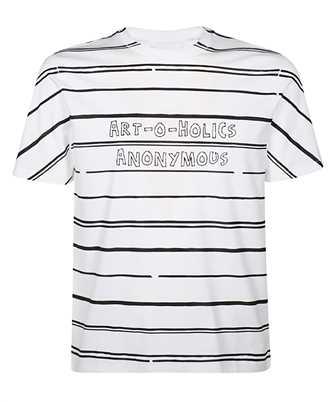 Neil Barrett BJT711S-N575S T-shirt