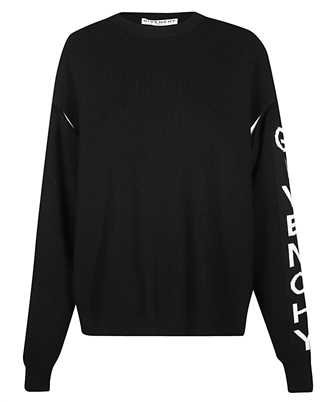 Givenchy BW90AH4Z7K LOGO-BAND CUT-OUT Knit