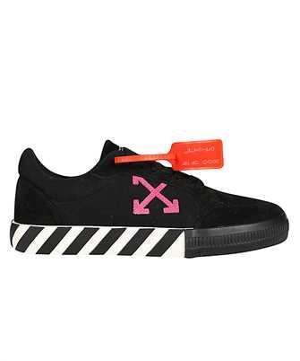 Off-White OMIA085E19C21047 LOW VULCANIZED Sneakers