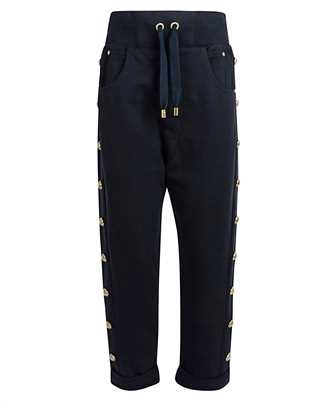 Balmain UF15364J058 BOYFRIEND Trousers