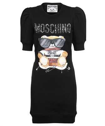 Moschino V 0451 5527 MIXED TEDDY BEAR Dress