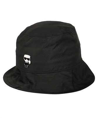 Karl Lagerfeld 205W3404 K IKONIK BUCKET Hat