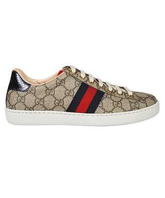 Gucci 499410 96G50 GG SUPREME Sneakers