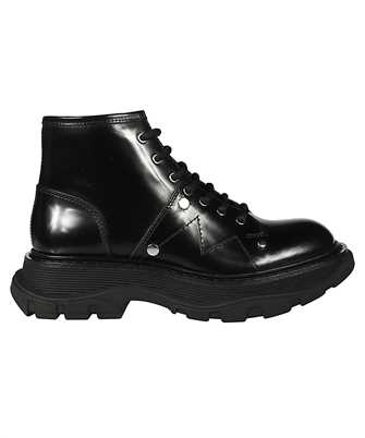 Alexander McQueen 595469 WHQSG TREAD LACE UP Stivale