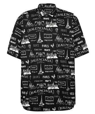 Balenciaga 602375 TGL77 Shirt