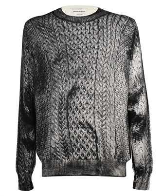 Alexander McQueen 663561 Q1RSV Knit