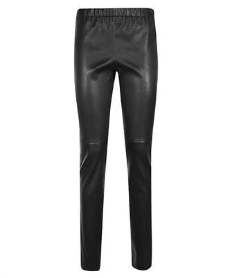 Yves Salomon 9EYP207XXAPSX STRETCH LAMB LEATHER Hose