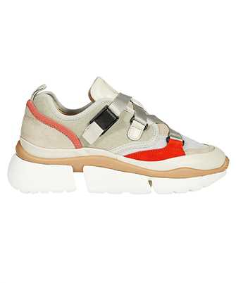 Chloé CHC18A05118 SONNIE LOW-TOP Sneakers