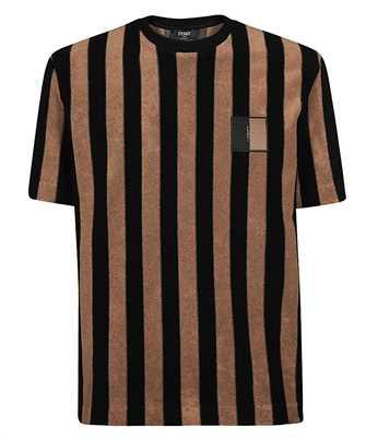 Fendi FAF538 ABT4 PEQUIN T-shirt