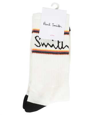Paul Smith M1A 380A GF639 LOGO Socks
