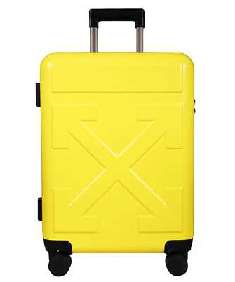 Off-White OMNG005R20F61023 YELLOW QUOTE Suitcase