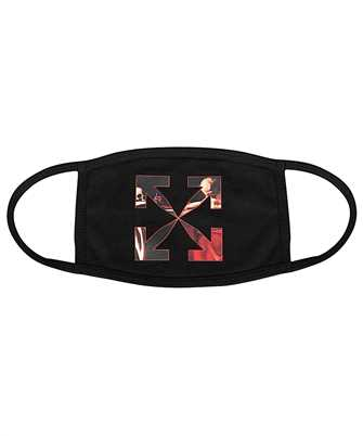 Off-White OMRG001R21JER003 CARAVAGGIO Mask