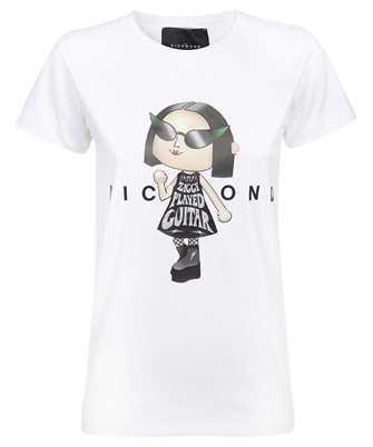 John Richmond RWP21212 PRINT T-shirt
