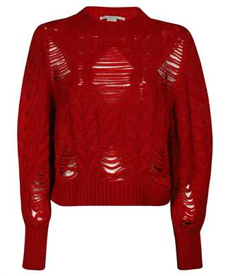 Stella McCartney 601558 S2203 DESTROYED CABLE Knit