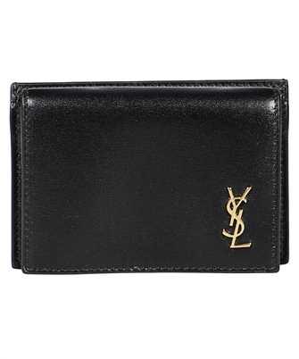 Saint Laurent 635264 02G0J TINY MONOGRAM Card holder
