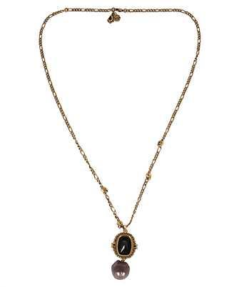 Alexander McQueen 650466 I1211 LONG Necklace