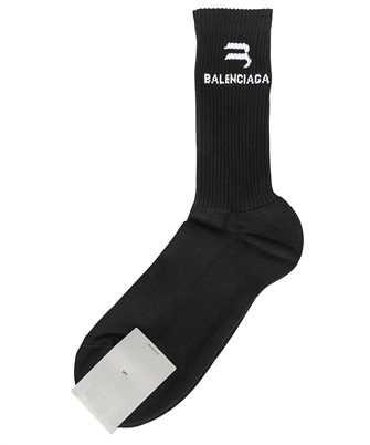 Balenciaga 659279 472B4 SPORTY B TENNIS Socks
