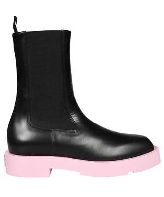 Givenchy BE602VE12U SQUARED CHELSEA ANKLE Boots