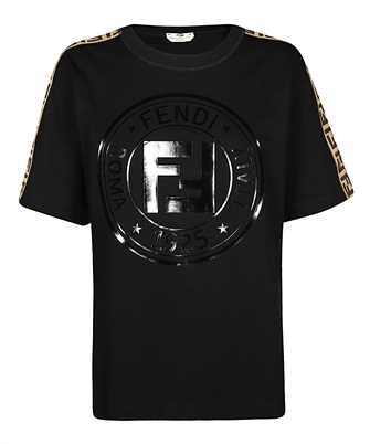 Fendi FAF073 AB4E FENDIRAMA T-shirt