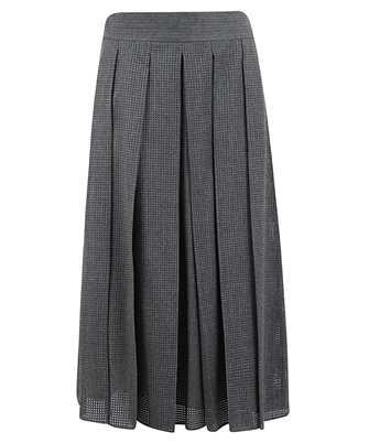 Fendi FQ7157 AD8V MIDI Skirt