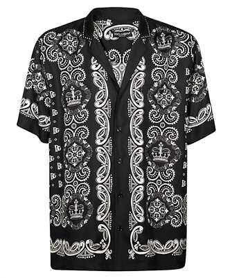 Dolce & Gabbana G5GX2T-FI1KX BANDANA Shirt