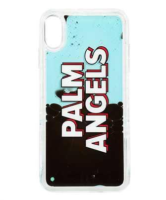 Palm Angels PMPA010R20732007 LIQUID LOGO iPhone XS MAX cover