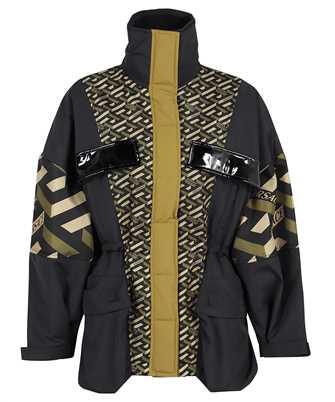 Versace 1001682 1A01411 LA GRECA PRINT Jacket