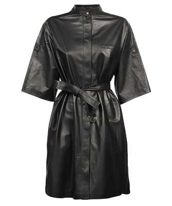 Yves Salomon 21E21WYR21096APXX LAMB LEATHER Kleid