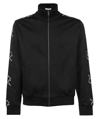 Givenchy BMJ0A030AE LOGO TAPE TRACK Sweatshirt